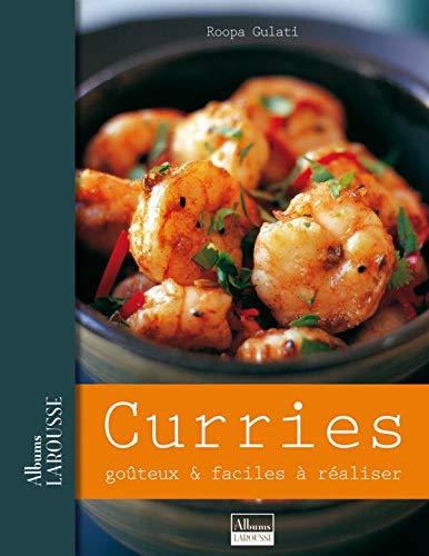 """9782035841209: """"curries ; goûteux & faciles à réaliser"""""""