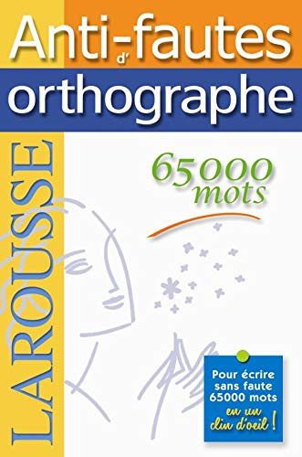 9782035841551: Anti-fautes d'orthographe