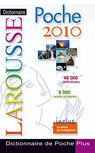 9782035841636: Dictionnaire Larousse de poche : Edition 2010