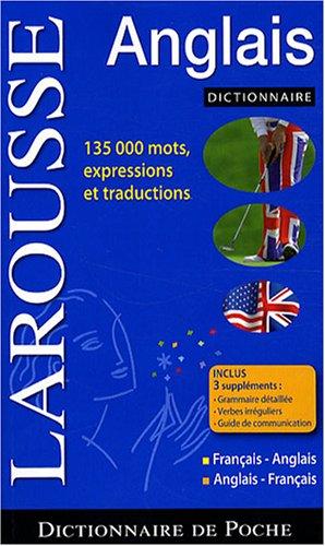 Larousse Dictionnaire De Poche Francais-anglais/Anglais-french: Larousse French: Larousse Staff