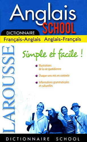 9782035842367: Larousse Dictionnaire School Anglais Fran-ang / Ang-fran (LA.BI.COLLEG.PO) (French Edition)