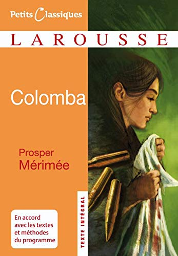 9782035842756: Colomba (Petits Classiques Larousse Texte Integral) (French Edition)