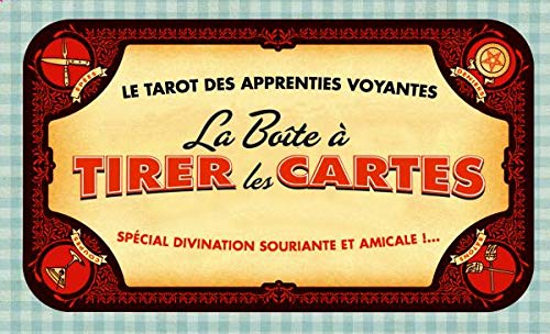 La boite a tirer les cartes (French Edition) (203584357X) by [???]