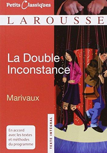 9782035844408: La Double Inconstance