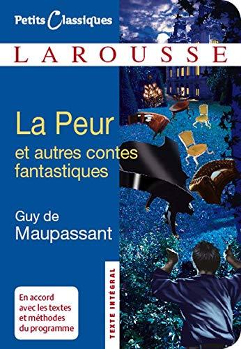 9782035844439: La peur et autres contes fantastiques