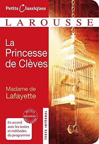 9782035844446: La Princesse de Cl�ves (Petits Classiques)