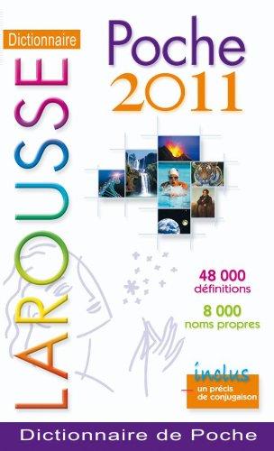 Larousse de poche 2011 (French Edition): Collective