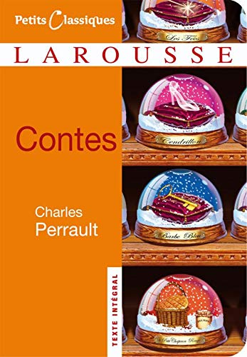 9782035846303: Histoires ou Conte du temps passe (Letits Classiques Larousse) (French Edition)