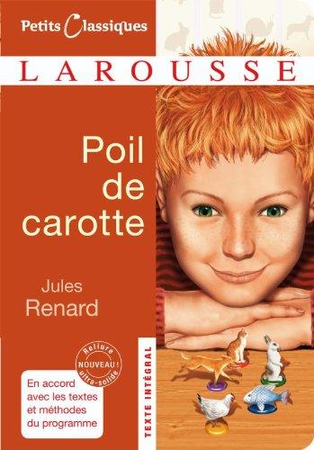 9782035846419: Poil de Carotte