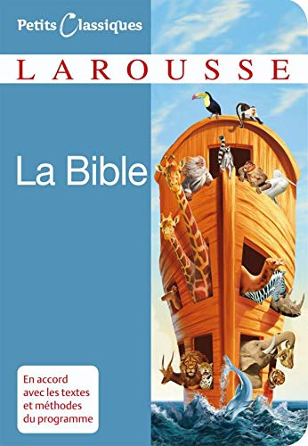 9782035846457: La Bible (French Edition)