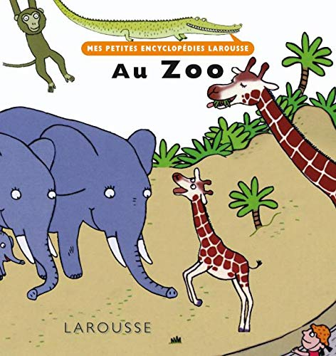 9782035847089: Au zoo (French Edition)