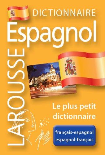 9782035847300: Larousse Micro Espagnol: Le plus petit dictionnaire