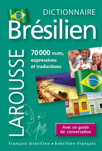 Dictionnaire Larousse Mini Bresilien et Francais - Brazilian Portuguese and French Dictionary (...