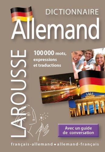 9782035847447: Dictionnaire Larousse Mini Plus Allemand