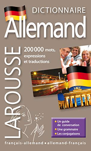 9782035847492: Dictionnaire Larousse Poche Allemand / Francais / Allemand (German Edition)