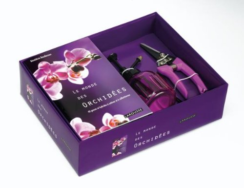 9782035847546: Le monde des orchidées (French Edition)