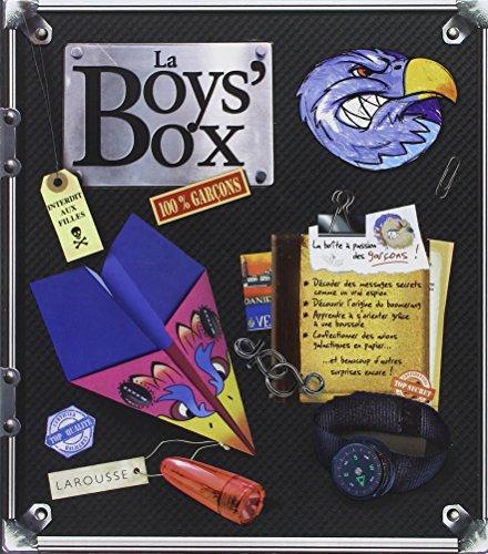 9782035849342: La Boys' Box: La boîte à passion des garçons