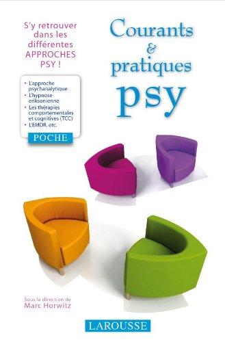 9782035849526: Courants et pratiques psy