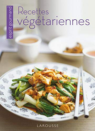 9782035849885: Recettes végétariennes