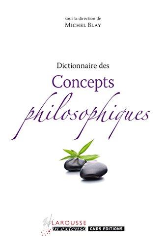 9782035850072: Dictionnaire des concepts philosophiques