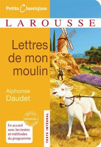 9782035850768: Lettres de mon moulin (Petits Classiques Larousse)