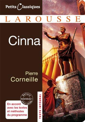 9782035850836: Cinna (Petits Classiques Larousse)