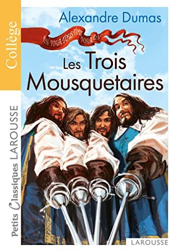 9782035850843: Les trois mousquetaires (Petits Classiques Larousse)