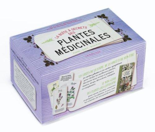 9782035851673: Boite à secrets des plantes médicinales