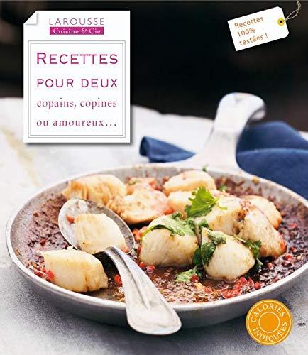 9782035851710: Recettes pour deux (French Edition)