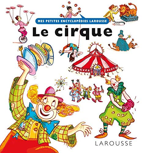 9782035852724: Le cirque