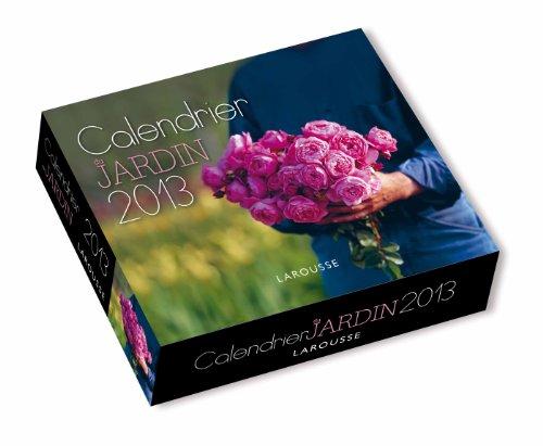 9782035854568: Calendrier jardin 2013