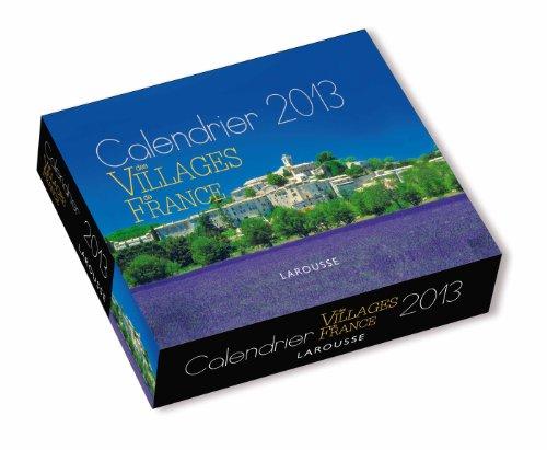 9782035854575: calendrier des villages de france 2013