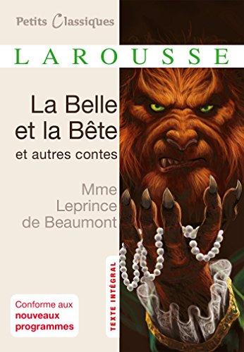 9782035855701: La Belle et la Bête et autres contes (Petits Classiques Larousse)