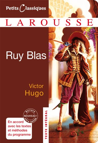9782035855732: Ruy Blas (in French) Classiques Larousse (French Edition)