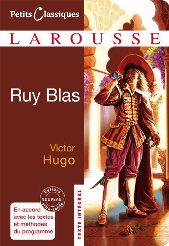 9782035855732: Ruy Blas (Petits Classiques Larousse)