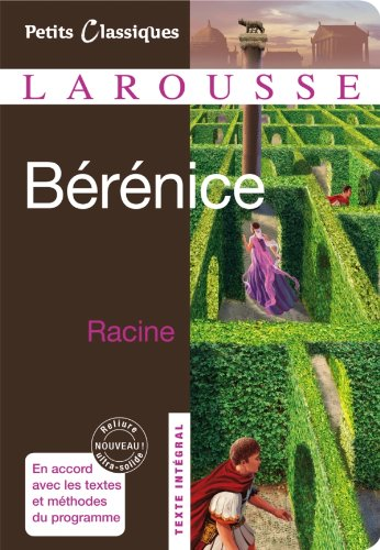 9782035855749: Berenice (French Edition)