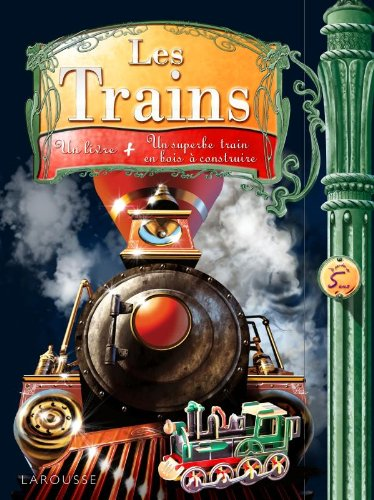 9782035855954: Les Trains