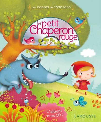 Le Petit Chaperon rouge - French edition of Little Red Riding Hood: Camille Finateu