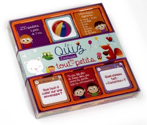 9782035856203: Le quiz Larousse des tout-petits (French Edition)
