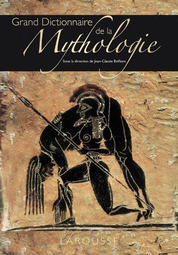 9782035856388: Dictionnaire de la mythologie grecque et romaine (French Edition)