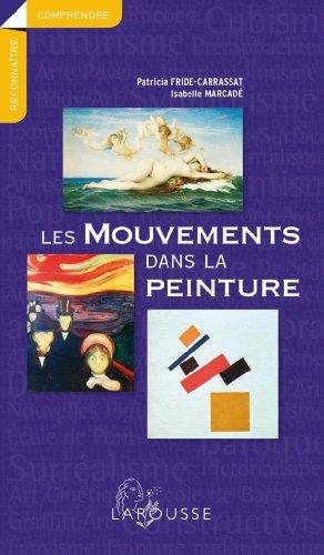 9782035856395: les mouvements dans la peinture