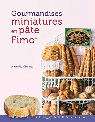 9782035858115: Les mini Larousse - Gourmandises miniatures en pate Fimo (French Edition)