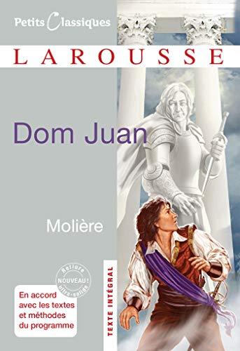 9782035859143: Dom Juan (Petits Classiques Larousse)