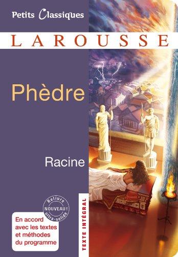 9782035859167: Phèdre (Petits Classiques Larousse)