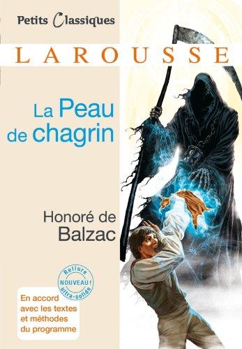 9782035859204: La Peau de chagrin (Petits Classiques Larousse)