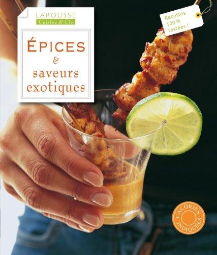 9782035859273: Epices & Saveurs Exotiques