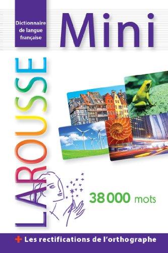 9782035860156: Dictionnaire de fran�ais Mini Larousse