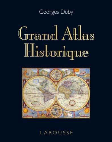 9782035861269: Grand Atlas Historique - Edition 2011