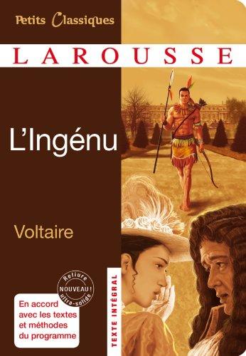 INGÉNU (L') N.E.: VOLTAIRE