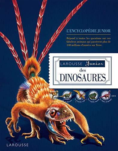 9782035861955: Larousse junior des dinosaures